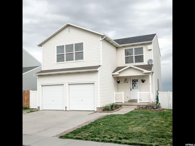 326 W Alfred Dr, Tooele, UT 84074 (#1592513) :: The Canovo Group