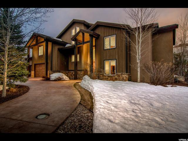 3239 Creek Rd, Park City, UT 84098 (#1592525) :: Big Key Real Estate