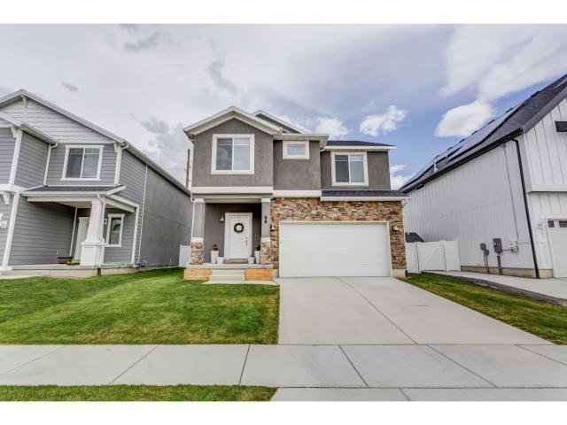 98 E Bluegrass Row, Saratoga Springs, UT 84045 (#1592529) :: Powerhouse Team | Premier Real Estate