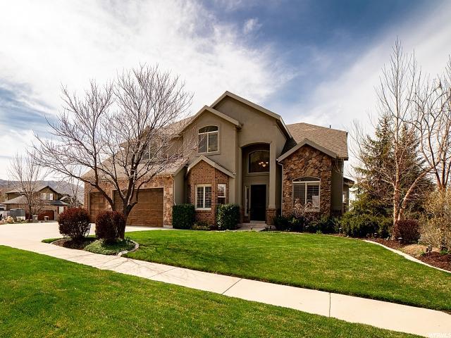 13158 S Horizon Point Dr E, Draper, UT 84020 (#1592535) :: Bustos Real Estate | Keller Williams Utah Realtors