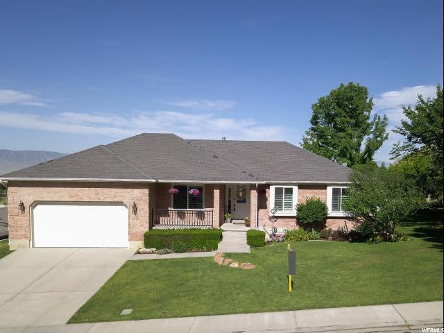 331 N 960 E, Pleasant Grove, UT 84062 (#1592560) :: Keller Williams Legacy