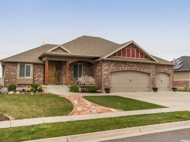 2912 S 660 W, Syracuse, UT 84075 (#1592662) :: Bustos Real Estate | Keller Williams Utah Realtors
