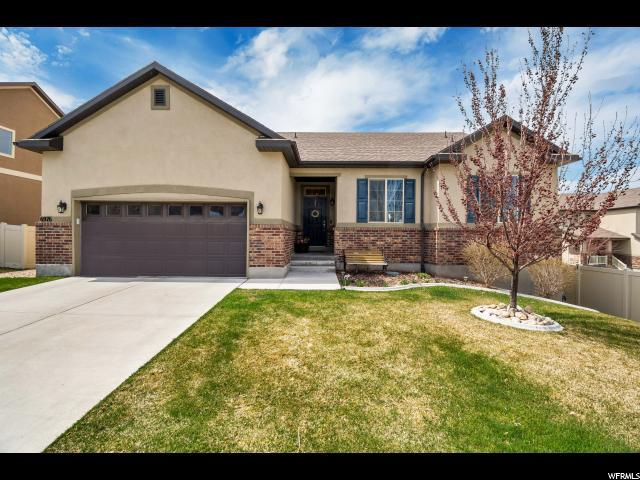 6976 W Burning Sky Ct, West Jordan, UT 84081 (#1592668) :: Bustos Real Estate | Keller Williams Utah Realtors