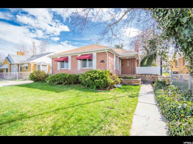 2473 S Hartford St E, Salt Lake City, UT 84106 (MLS #1592681) :: Lawson Real Estate Team - Engel & Völkers