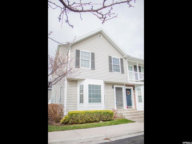 749 N 150 E, Springville, UT 84663 (#1592699) :: Bustos Real Estate | Keller Williams Utah Realtors