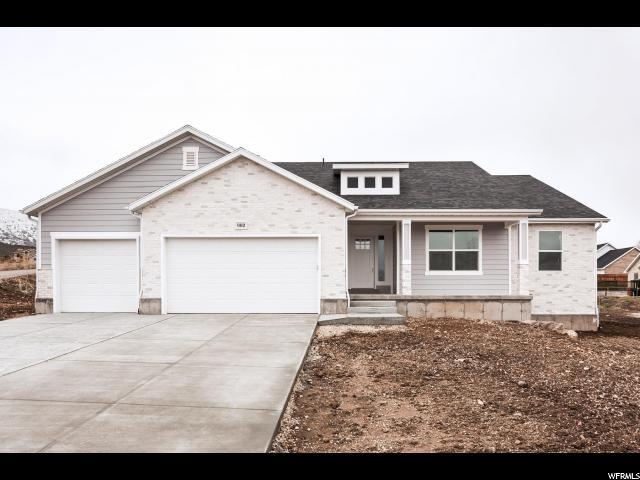 982 N Valley Hills Blvd #1, Heber City, UT 84032 (MLS #1592763) :: High Country Properties