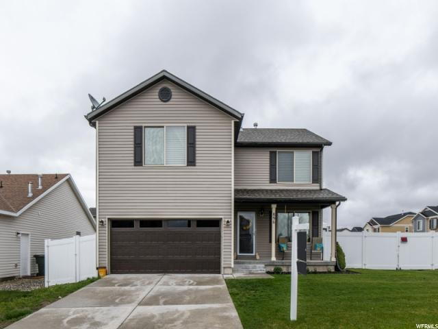 896 N Opal Ln, Tooele, UT 84074 (#1592782) :: The Canovo Group