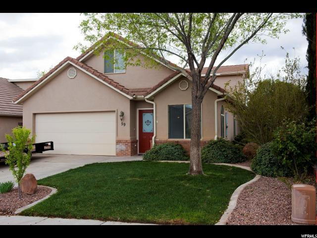 59 W 1060 N, Hurricane, UT 84737 (#1592784) :: Bustos Real Estate | Keller Williams Utah Realtors