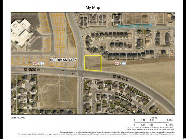 5532 Herriman Blvd W, Herriman, UT 84096 (#1592788) :: The Canovo Group