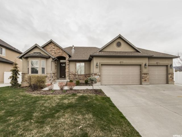 1547 S Mountain View Blvd W, Woods Cross, UT 84087 (#1592791) :: Bustos Real Estate | Keller Williams Utah Realtors