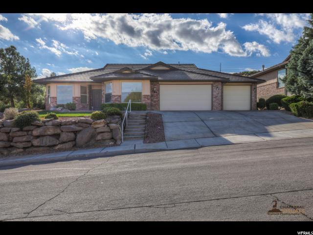 589 Rolling Hills Dr, St. George, UT 84770 (#1592795) :: Action Team Realty