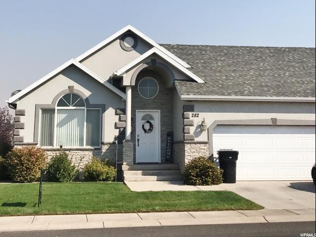 282 W Lagoon St, Roosevelt, UT 84066 (MLS #1592830) :: Lawson Real Estate Team - Engel & Völkers