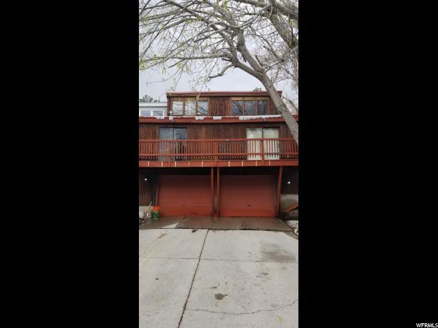 7722 S Avondale Dr, Cottonwood Heights, UT 84121 (#1592892) :: The Canovo Group