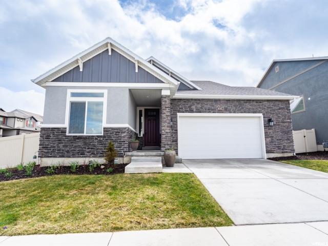 4247 W Rosecrest Rd S, Herriman, UT 84096 (#1592924) :: Powerhouse Team | Premier Real Estate