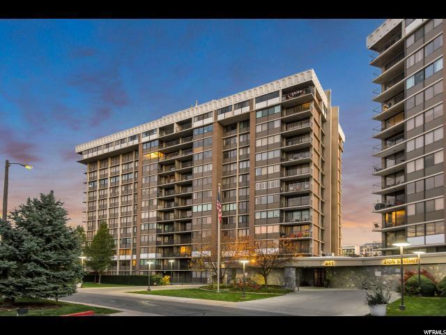 241 N Vine Street E 1004W, Salt Lake City, UT 84103 (MLS #1592933) :: Lawson Real Estate Team - Engel & Völkers