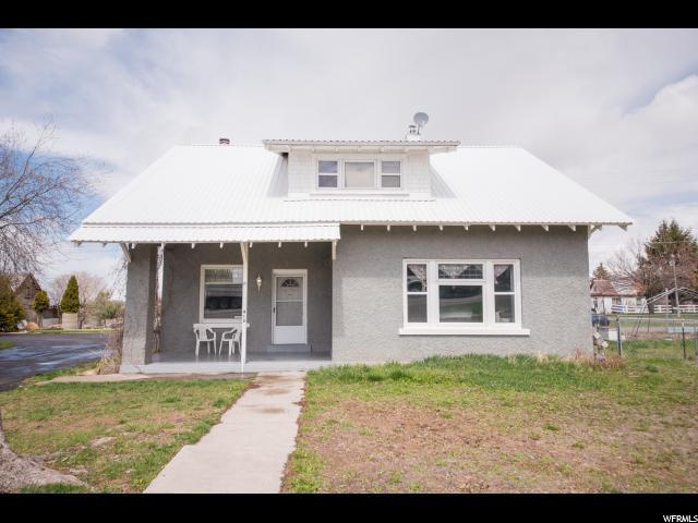 412 W Main St W, Richmond, UT 84333 (#1592948) :: Big Key Real Estate