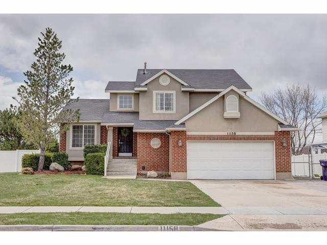 11158 S Ohenry Rd, Sandy, UT 84070 (#1592998) :: Bustos Real Estate | Keller Williams Utah Realtors