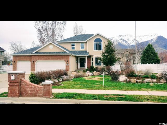 1982 S Cedar Loop Dr E, South Weber, UT 84405 (#1593005) :: Powerhouse Team | Premier Real Estate