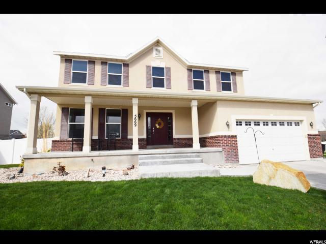 5669 N Lighthouse Ln, Stansbury Park, UT 84074 (#1593014) :: Big Key Real Estate