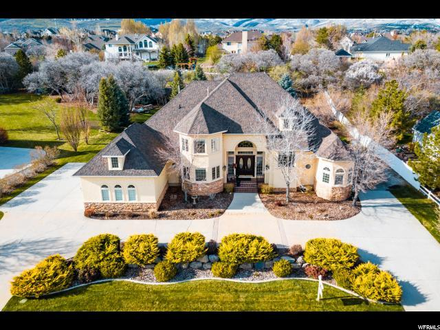 6174 W Dry Creek Cir, Highland, UT 84003 (#1593130) :: The Utah Homes Team with iPro Realty Network