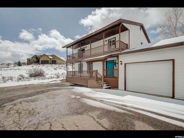 908 Silver Sage Dr, Park City, UT 84098 (MLS #1593159) :: High Country Properties