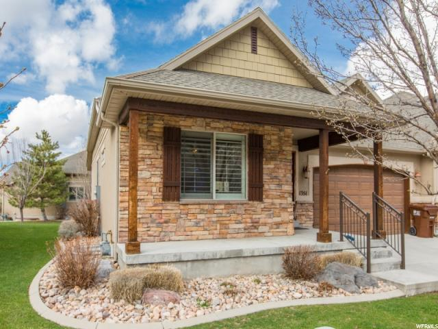 1351 E Vista Vly S, Draper, UT 84020 (#1593161) :: The Canovo Group