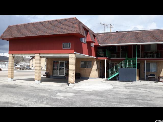 80 N State, Salina, UT 84654 (#1593179) :: Big Key Real Estate