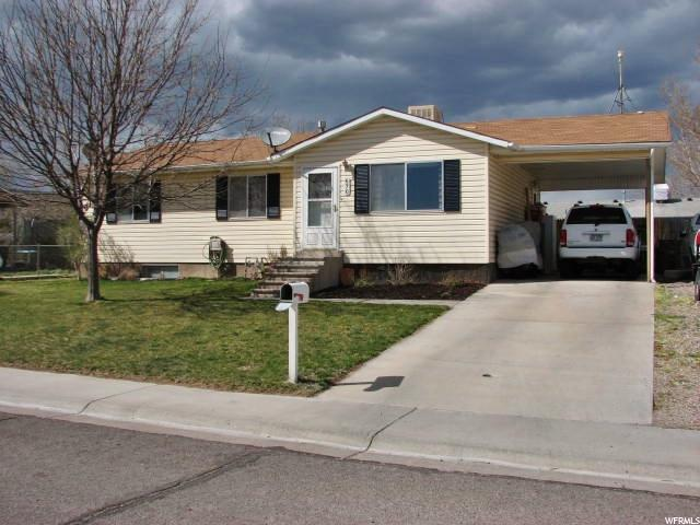 670 W 1050 S, Richfield, UT 84701 (#1593185) :: The Canovo Group