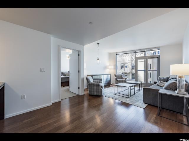 35 E 100 St S #1208, Salt Lake City, UT 84111 (MLS #1593199) :: Lawson Real Estate Team - Engel & Völkers