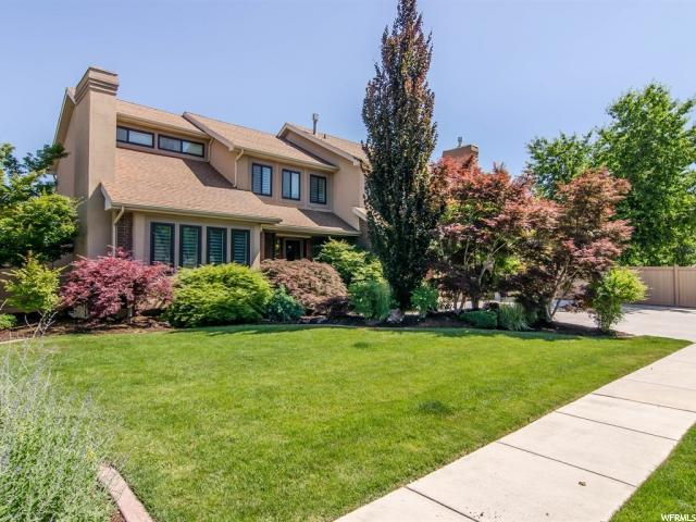 1843 E Summer Willow Dr S, Sandy, UT 84093 (#1593252) :: Bustos Real Estate   Keller Williams Utah Realtors