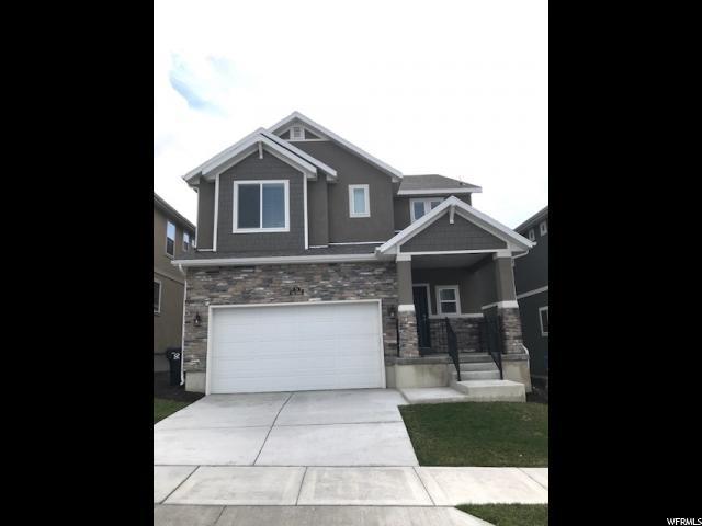 14388 S Abbey Bend Ln, Herriman, UT 84096 (#1593269) :: Bustos Real Estate   Keller Williams Utah Realtors
