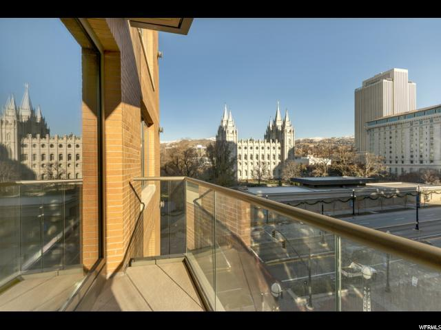 55 W South Temple St #502, Salt Lake City, UT 84101 (MLS #1593270) :: Lawson Real Estate Team - Engel & Völkers