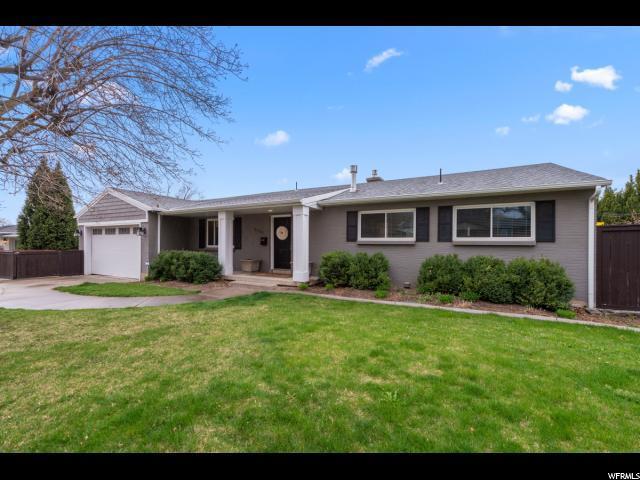 4020 Eldorado, Holladay, UT 84124 (#1593355) :: Powerhouse Team | Premier Real Estate