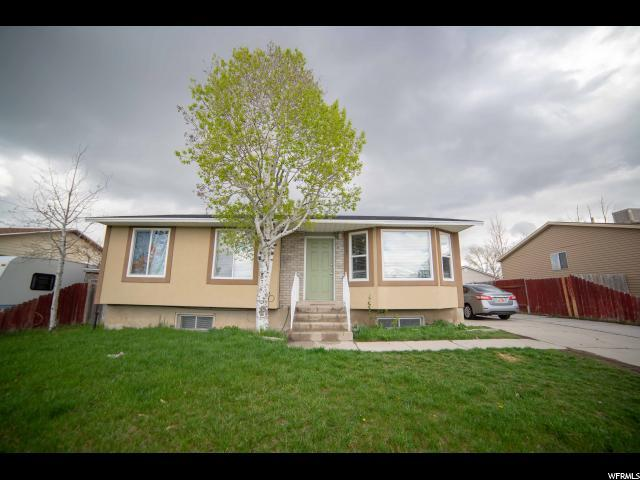 3957 S 6955 W, Salt Lake City, UT 84128 (#1593378) :: The Canovo Group
