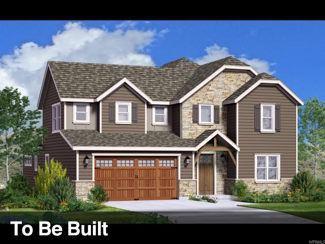 1108 N Springer View Loop W #25, Midway, UT 84049 (MLS #1593468) :: High Country Properties