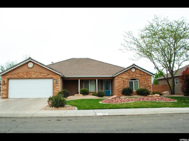 610 W 375 S, Hurricane, UT 84737 (#1593503) :: Bustos Real Estate | Keller Williams Utah Realtors