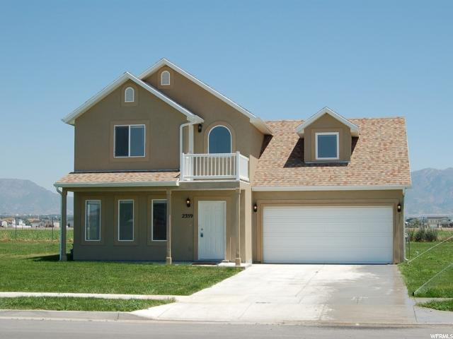 2359 S 3300 W, Syracuse, UT 84075 (#1593504) :: Big Key Real Estate