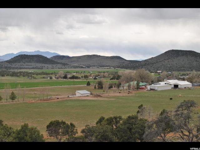 762 E Cottontail Rd, Central, UT 84722 (#1593517) :: Doxey Real Estate Group