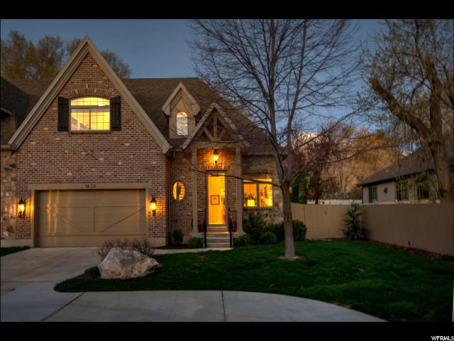 1836 E Cottonwood Glen Ct S, Holladay, UT 84117 (#1593522) :: Colemere Realty Associates