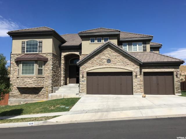 5019 N Shadow Wood Dr W, Lehi, UT 84043 (MLS #1593528) :: Lawson Real Estate Team - Engel & Völkers