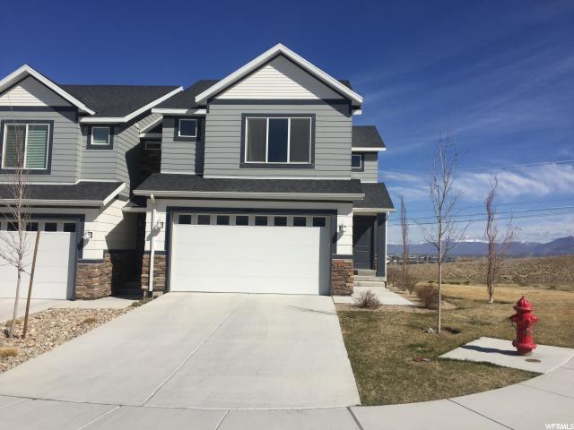 666 W Gallant Dr S #78, Bluffdale, UT 84065 (#1593537) :: Colemere Realty Associates
