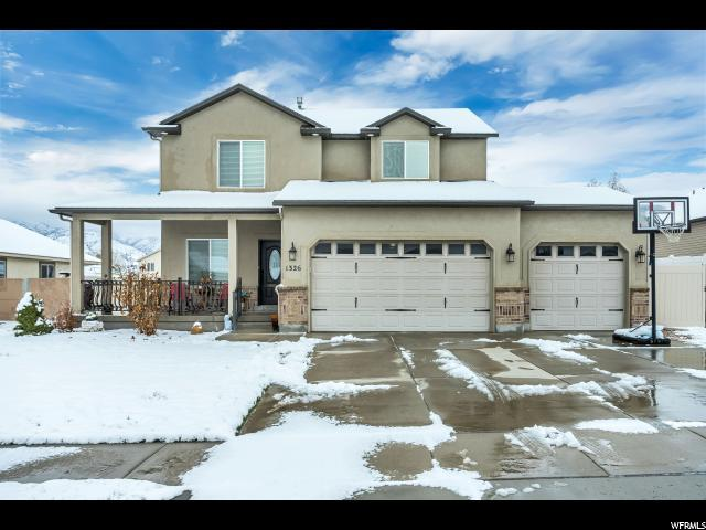 1326 N 690 E, Tooele, UT 84074 (#1593541) :: Bustos Real Estate | Keller Williams Utah Realtors