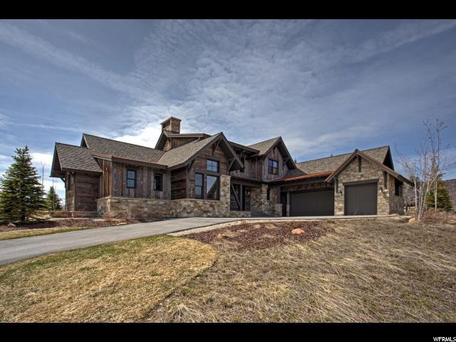 8035 Glenwild Dr, Park City, UT 84098 (MLS #1593557) :: High Country Properties