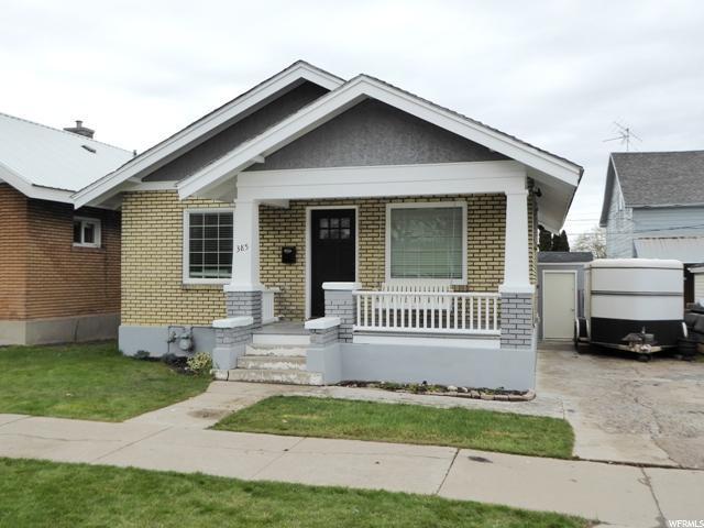 385 N 200 E, Logan, UT 84321 (#1593568) :: Powerhouse Team | Premier Real Estate