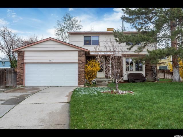 7931 S Norwood Rd, Cottonwood Heights, UT 84121 (#1593579) :: The Canovo Group