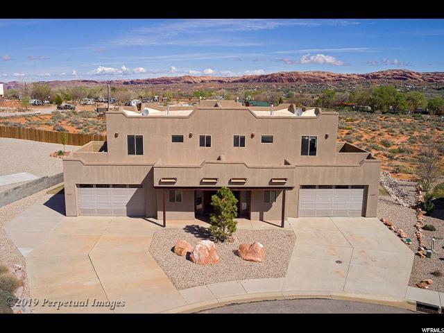 3357 S Cliffrose Ct, Moab, UT 84532 (#1593612) :: Bustos Real Estate | Keller Williams Utah Realtors