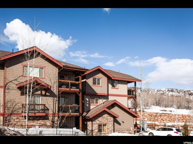 5501 N Lillehammer Ln #4208, Park City, UT 84098 (MLS #1593625) :: High Country Properties