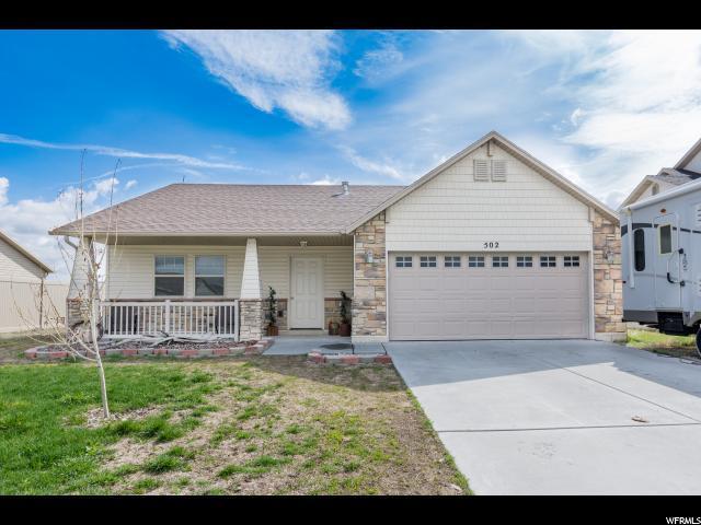 502 N 2450 W, Tremonton, UT 84337 (#1593642) :: Powerhouse Team | Premier Real Estate