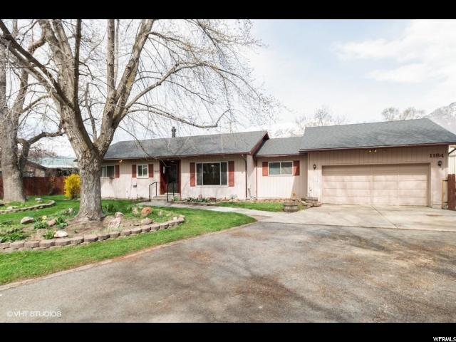 1184 N 1000 W, Provo, UT 84604 (#1593653) :: The Utah Homes Team with iPro Realty Network