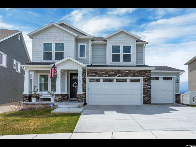 879 W Spring Dew Ln #525, Lehi, UT 84043 (#1593752) :: Bustos Real Estate | Keller Williams Utah Realtors